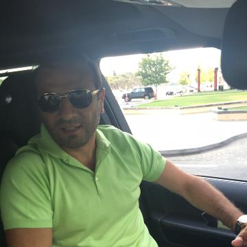 Natiq Samadli, 37, Baku, Azerbaijan