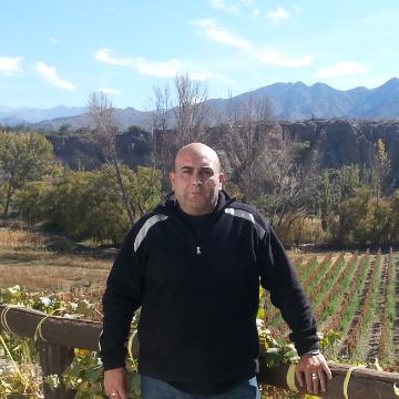 Marcelo Fabian Paz, 49, Tucuman, Argentina