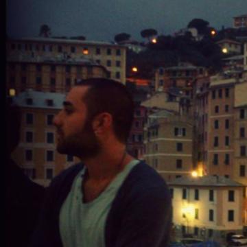 Volkan, 30, Istanbul, Turkey