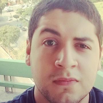 Mohanad Dawod, 24, Cairo, Egypt