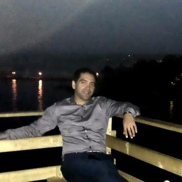 Omar , 36, Concon, Chile