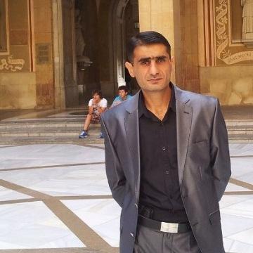 Gor Melkon, 41, Barcelona, Spain