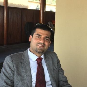Momin Ijaz Ul Haq, 32, Dubai, United Arab Emirates