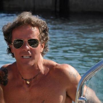 riccardo caponi, 47, Pisa, Italy