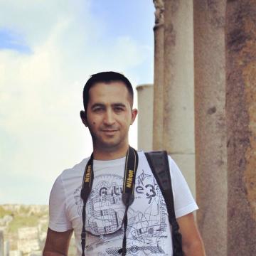 Alper, 34, Antalya, Turkey