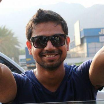 Diwakar Raj, 27, Dubai, United Arab Emirates