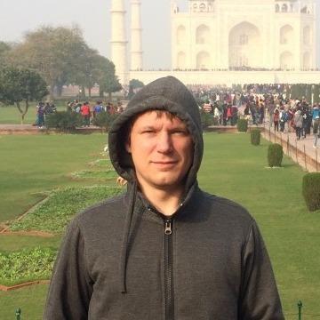 Alexander Sirotin, 32, Zheleznodorozhnyi (Moskovsk.), Russia