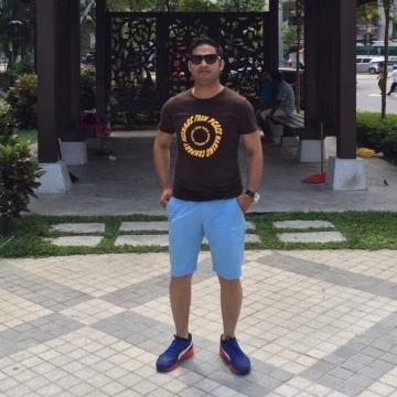Kazi Hasnain uddin, 32, Dubai, United Arab Emirates