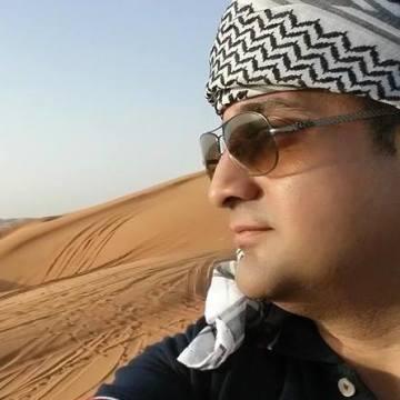 Omar Elmahdy, 38, Abu Dhabi, United Arab Emirates