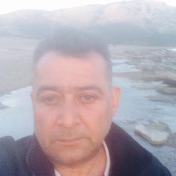 Ahmet Aydın, 54, Antalya, Turkey