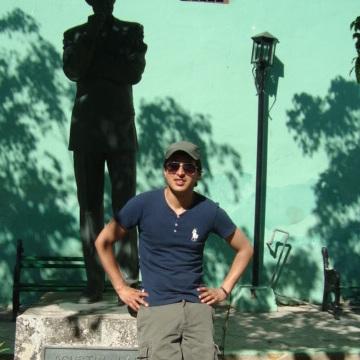 Pepe Sys, 32, Xalapa, Mexico