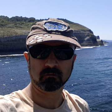 Sener, 42, Istanbul, Turkey