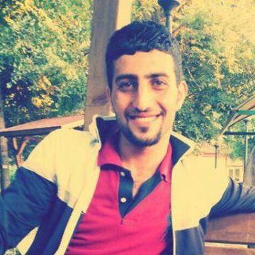 Adnan Danış, 23, Trabzon, Turkey
