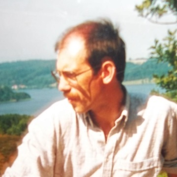 James Lambay, 60, Hamburg, Germany