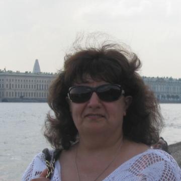 ольга виноградова, 55, Samara, Russia