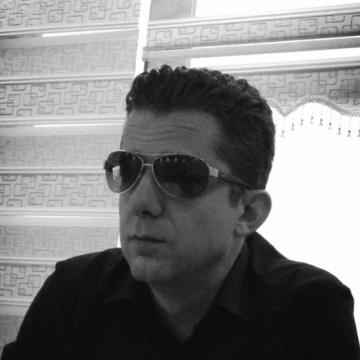 Mehmet Ali Dedeoğlu, 41, Ankara, Turkey