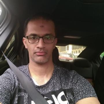 Mohammed Alatas, 42, Abu Dhabi, United Arab Emirates