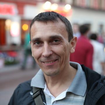Roman, 47, Saint Petersburg, Russia