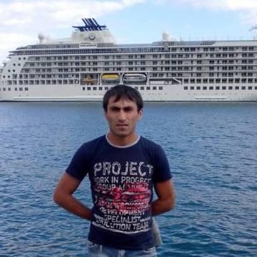 Mustafa Yildiz, 32, Novosibirsk, Russia