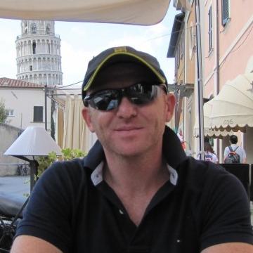 Oren, 42, Milano, Italy