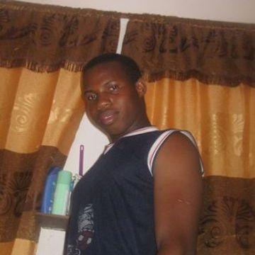 Ebrima Njie , 28, Kololi, Gambia