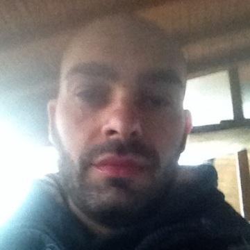 Fabio Pusanti, 40, Asti, Italy