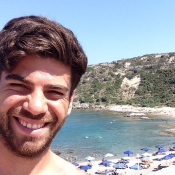 Caner , 25, Rodos, Greece