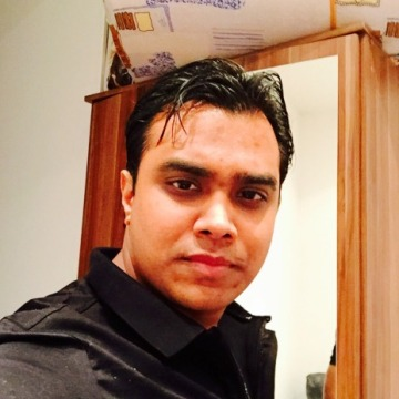 Aryan, 28, Leicester, United Kingdom