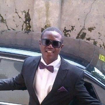 Nicholas, 40, Lagos, Nigeria