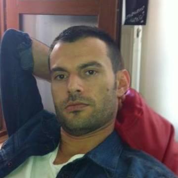 Ali Demir, 37, Istanbul, Turkey