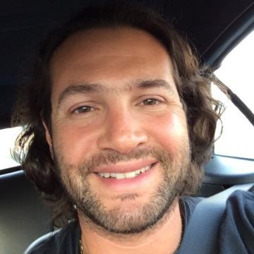 Panayoti Athanassiou, 38, Dubai, United Arab Emirates