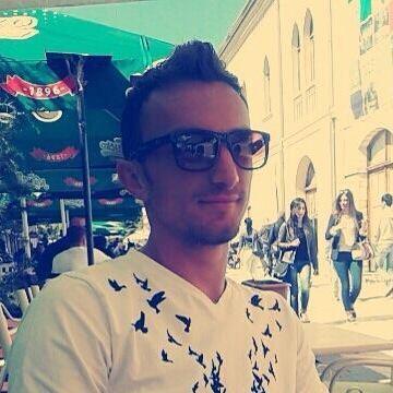 Kristian Ndoja, 26, Shkoder, Albania