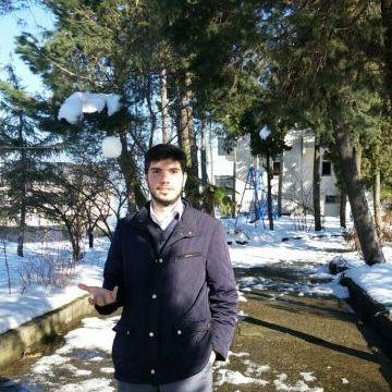 Mahmut Han Apaydın, 26, Samsun, Turkey