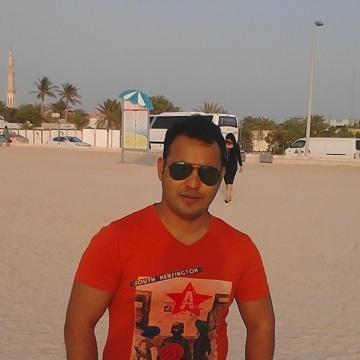 Vikkey Rawat, 26, Dubai, United Arab Emirates