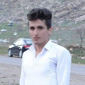 Dana Salah, 21, Irbil, Iraq