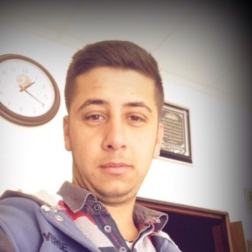 Semih, 25, Izmir, Turkey