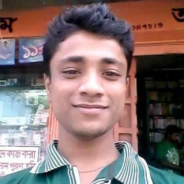 Sojieb, 24, Dhaka, Bangladesh