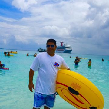 Shakeel Rehman, 38, Atlanta, United States