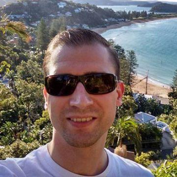 Steve Dannemann, 30, Sydney, Australia