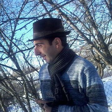 Minas Chobanyan, 26, Yerevan, Armenia
