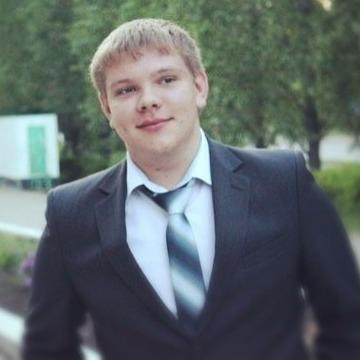Tim Dyakov, 20, Ulyanovsk, Russia