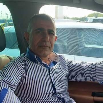 Boran Can, 43, Istanbul, Turkey