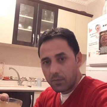 Rifat Kuzgun, 31, Istanbul, Turkey