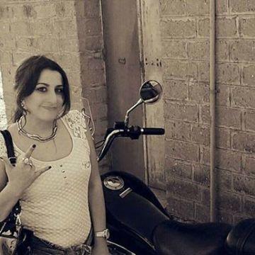 Chiara Maraheel, 30, Rome, Italy