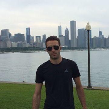 Tazo Irving, 30, Chicago, United States