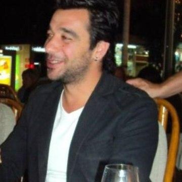 Serkan Baysal, 31, Alanya, Turkey