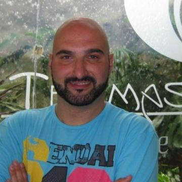 Piero Gilardoni, 50, London, United States