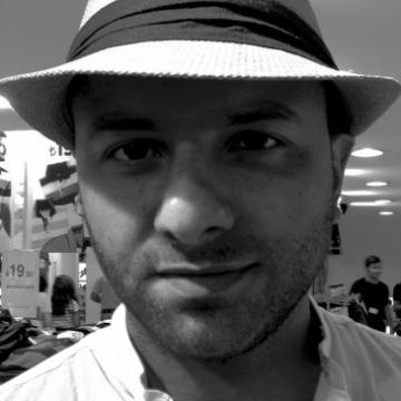 DMC, 33, Istanbul, Turkey