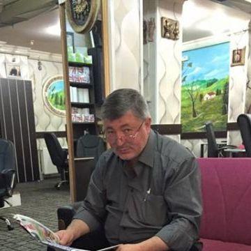 Halit Savran, 55, Istanbul, Turkey