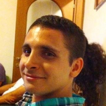 Massimo de Rosa, 33, Milan, Italy